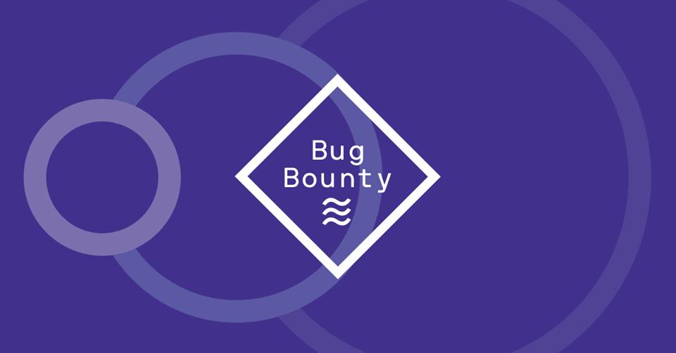 L'affiche de l'annonce de Facebook concernant le bug bounty de sa cryptomonnaie