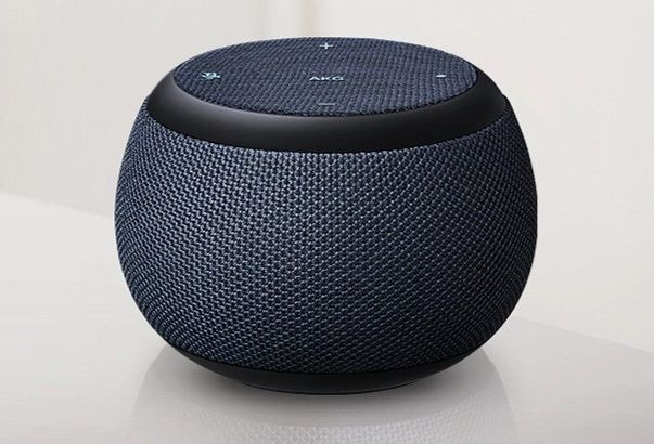 Le Galaxy Home Mini , l'enceinte connectée miniature de Samsung