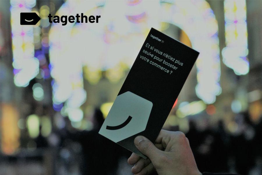 Tagether : une application pour aider les commerces de proximité
