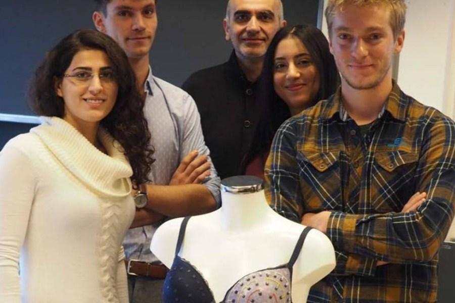 SmartBra: un soutien-gorge intelligent pour détecter le cancer du sein
