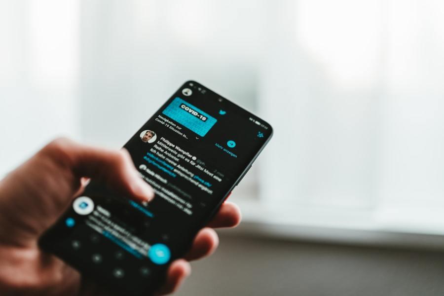 Twitter: les tweets audio en test sur iOS