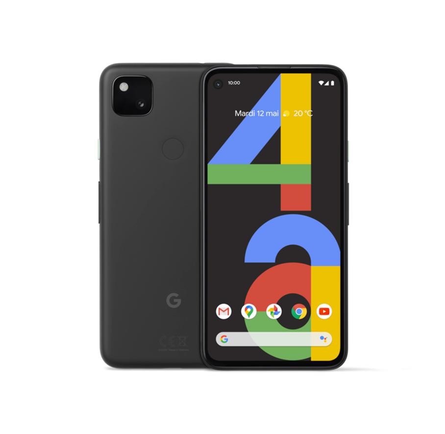 Le Pixel 4a sera disponible à partir du 1er octobre 2020.