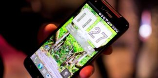 HTC Droid DNA : Retina Display Killer