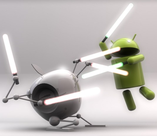 iOS 7 Vs Android 4.4