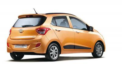 Hyundai i10 Grand Comes to Nepal