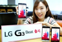 LG G3 Beat (LG G3s) announced, will launch next month
