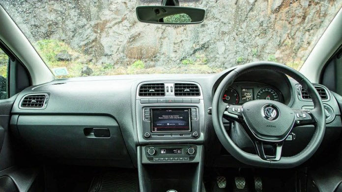 new-vw-polo-tsi-interior-nepal-price-features