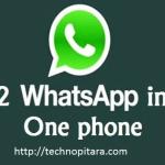 How to use dual whatsapp working 100%