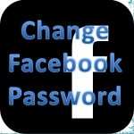 How To change Facebook Password