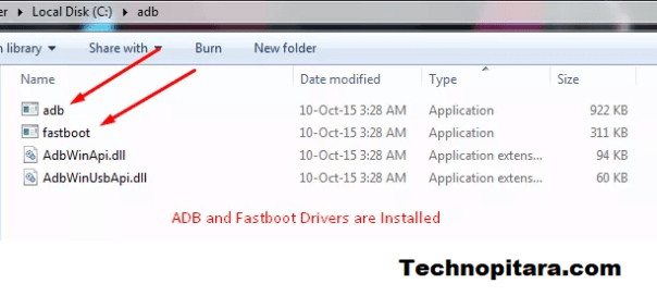 Download ADB, Fastboot and Drivers Version 1 4 3 on Windows