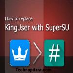 Replace Kingroot