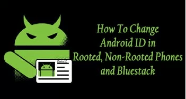 change ID of android phone