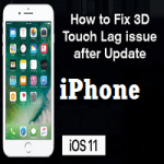 how to fix iphone 3d touch