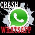 Crash your Friend Whatsapp By Sending Just Unlimited Message