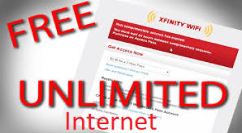 Free Unlimited Internet