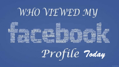 who visited my facebook profile today