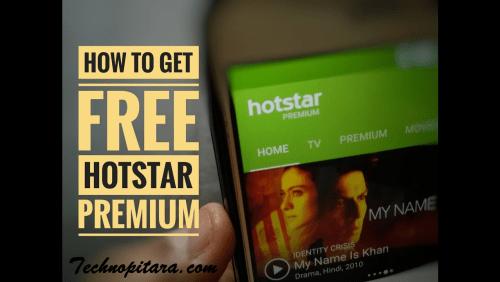 hotstar premium jio