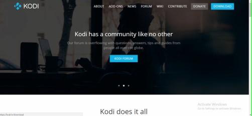 Kodi for PC Download