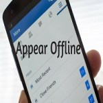 How To Appear Offline Mode On Facebook Chat Status