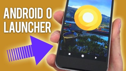 Get Android O Launcher