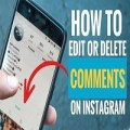 How to Edit and Delete Comments on Instagram