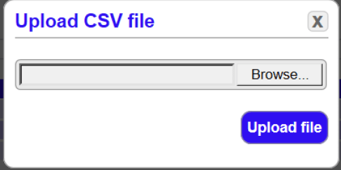 csv import export using php mysql