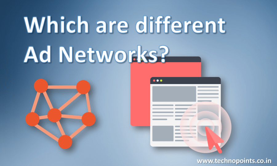 Which are popular Ad networks,Ad formats,monetize website-Technopoints