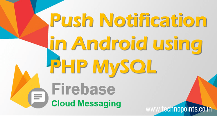 Push Notification in Android using php mysql