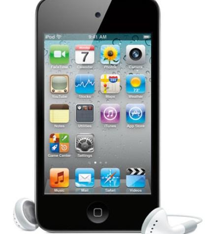 Обновленная линейка Apple iPod