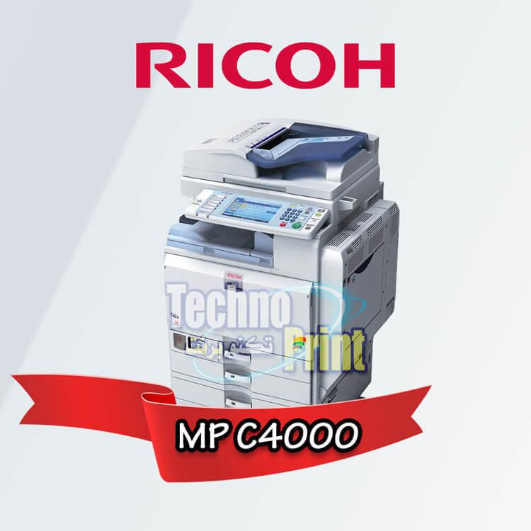 ريكو MP C4000