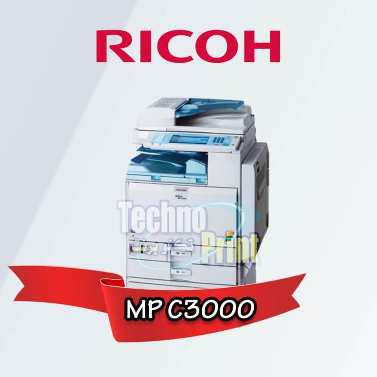 Ricoh MP C3000