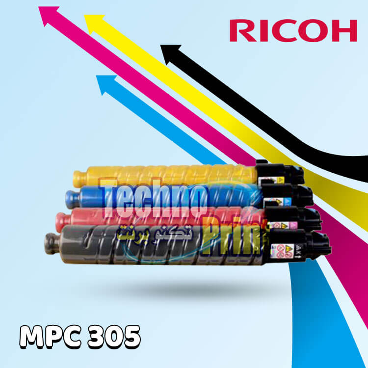 Ricoh MP C305 Toner