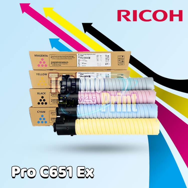 Ricoh Pro C651 Toner