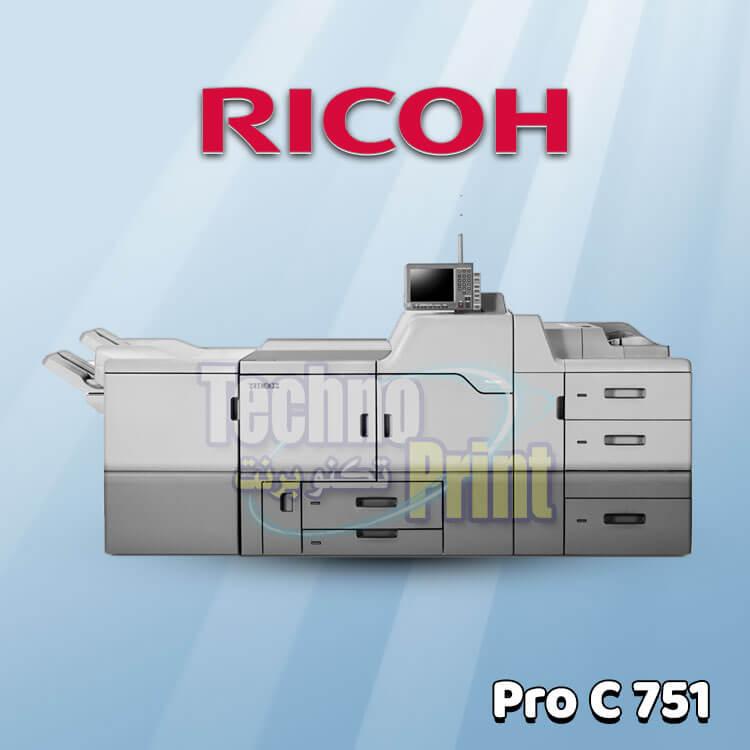 Ricoh Pro C751