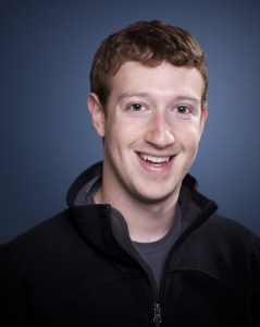 Facebook Man Mark Zuckerberg