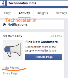 Invite Facebook Friends in one click (Updated)