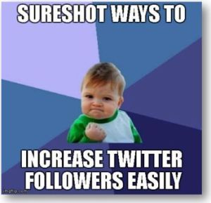 Best Tricks To get more Twitter followers