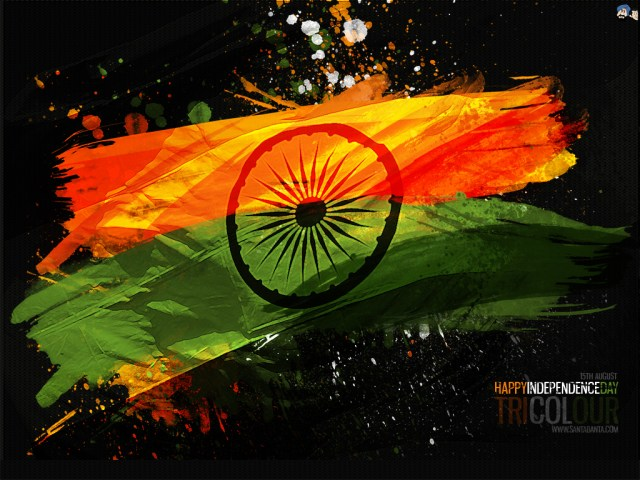 Happy Independence Day HD Wallpaper