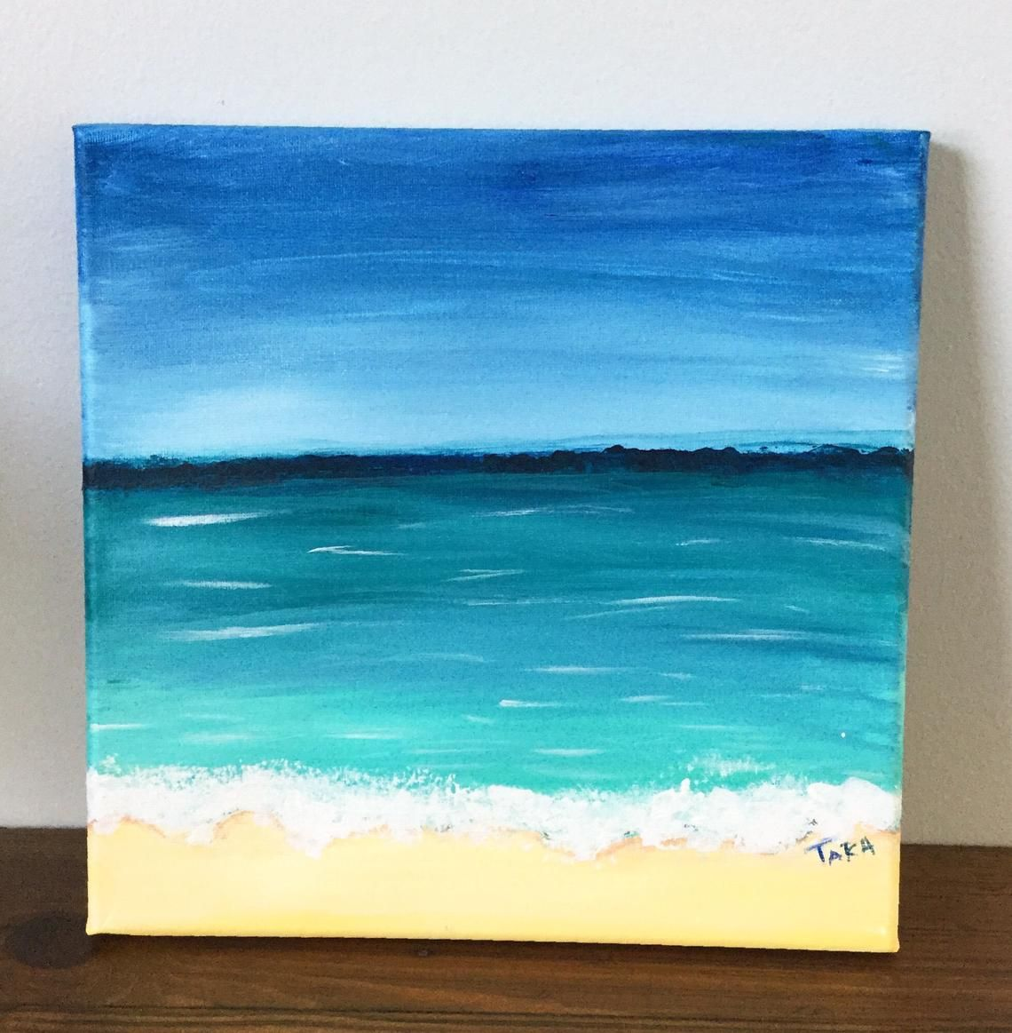 Easy Canvas Painting Ideas Tips For Beginners Kids