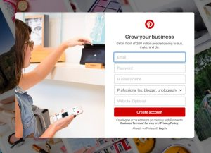 How to setup Pinterest Business Account