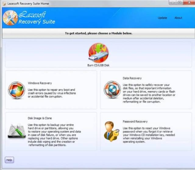 Lazesoft Mac Data Recovery Software