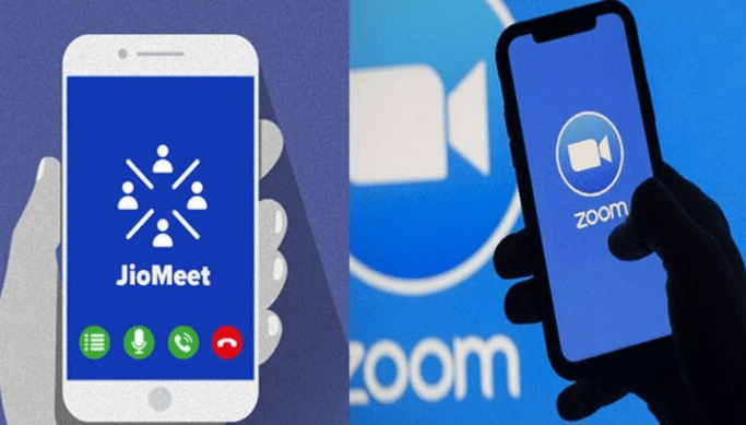 Zoom Vs. Jio Meet- Which one is better