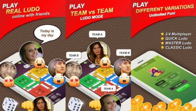 ludo star game for mobile
