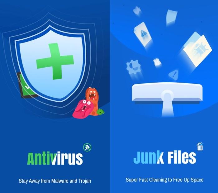 new antivirus clean master
