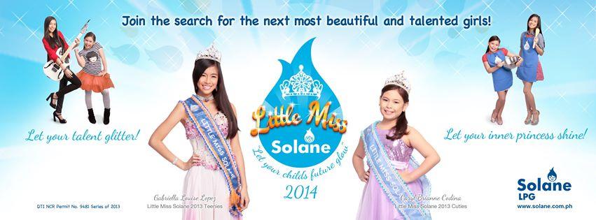 Little Miss Solane 2014