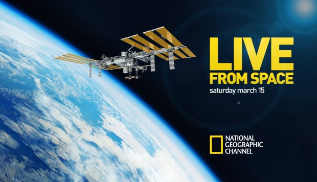 Live from Space Philippines