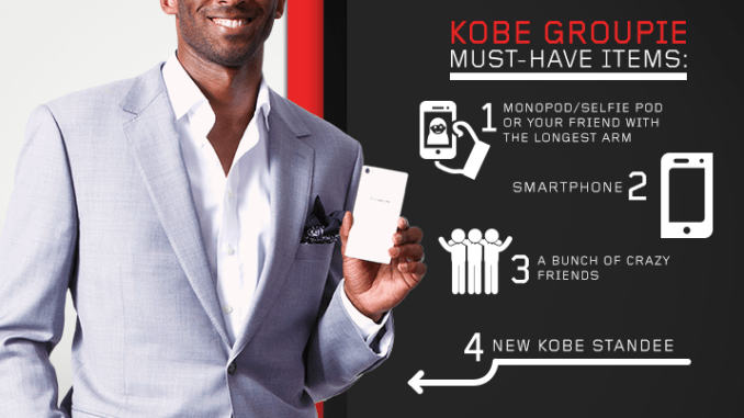 Lenovo and Kobe Bryant