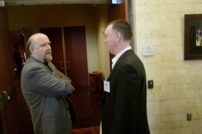John Ponzadines at WordCamp Dallas 2008