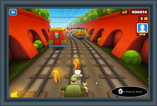 subway surfers game play online with keyboard