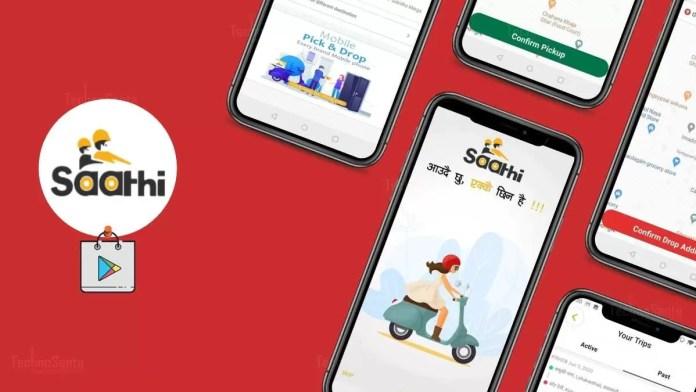 Saathi Ride Sharing app